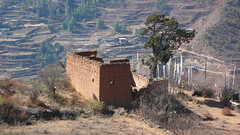 ghost towns of Bhutan