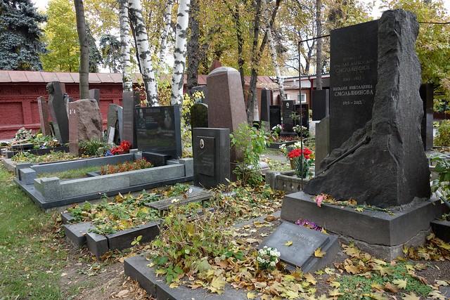 163 - Cementerio Novodevichy