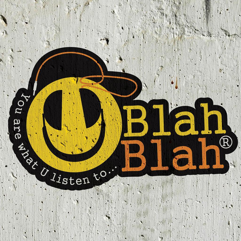 BLAH-BLAH logóterv