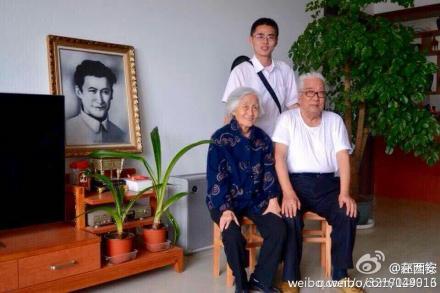 生活简朴的刘力贞老人