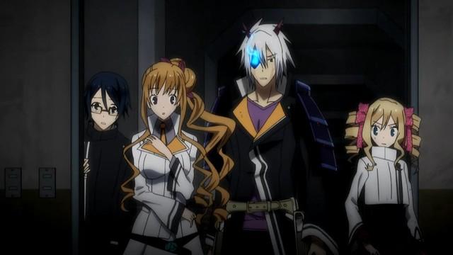 Tokyo Ravens ep 17 - image 17