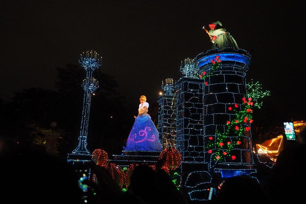 Tokyo Disney Night Parade