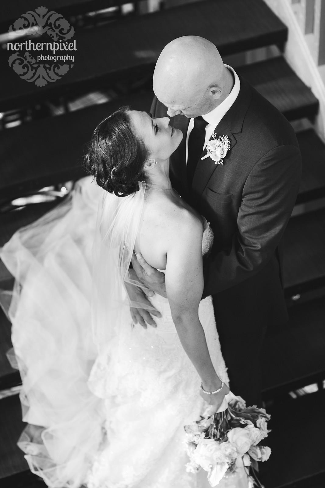 Melissa & Troy - Mount Norquay Wedding