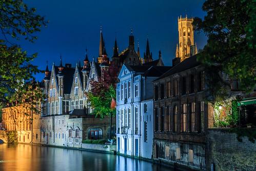 Belgium medieval times - Brugge