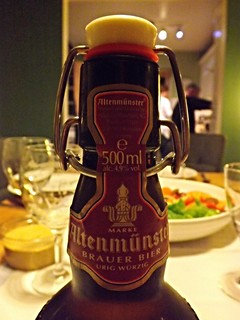 Altenmünster, Brauer Bier Urig Würzig, Germany