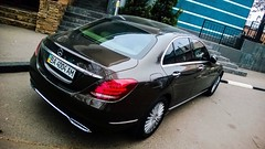 2014 Mercedes-Benz C220 Bluetec. Krivoy Rog, Ukraine