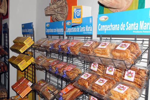 Empresarios potosinos podrán exhibir sus productos en cadenas comerciales
