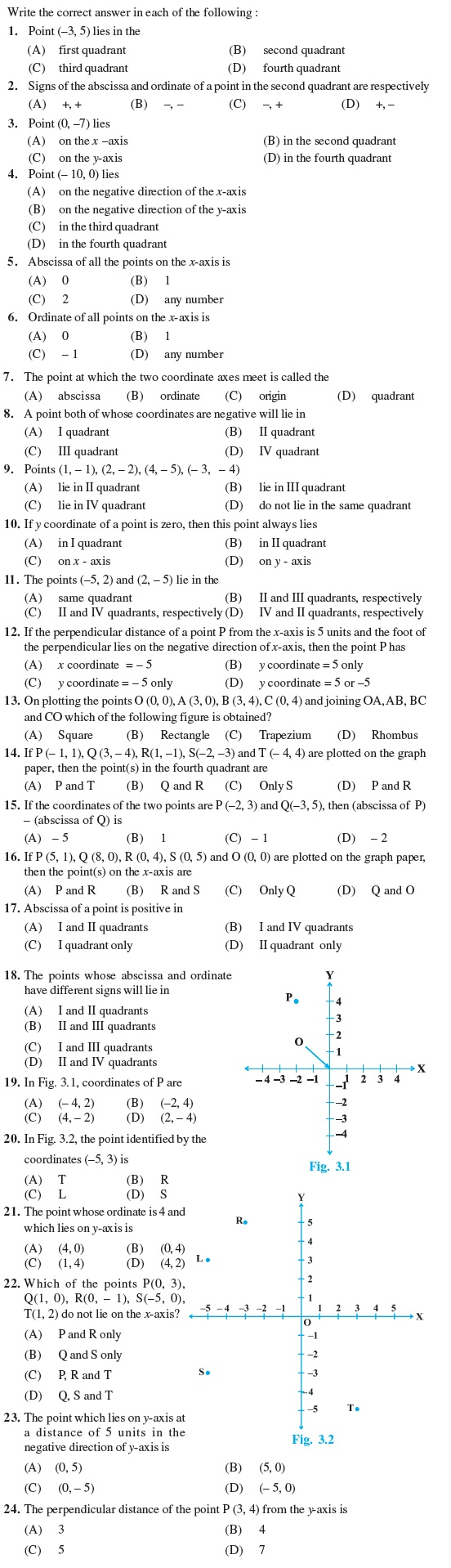 9 important questions for maths coordinate geometry class 9 important questions for maths coordinate geometry