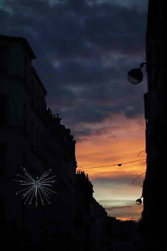 Et un jour on se réveille...et il est déjà Noël à Montmartre!