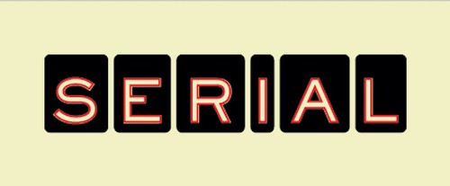 Logo of the world's #1 podcast: Serial
