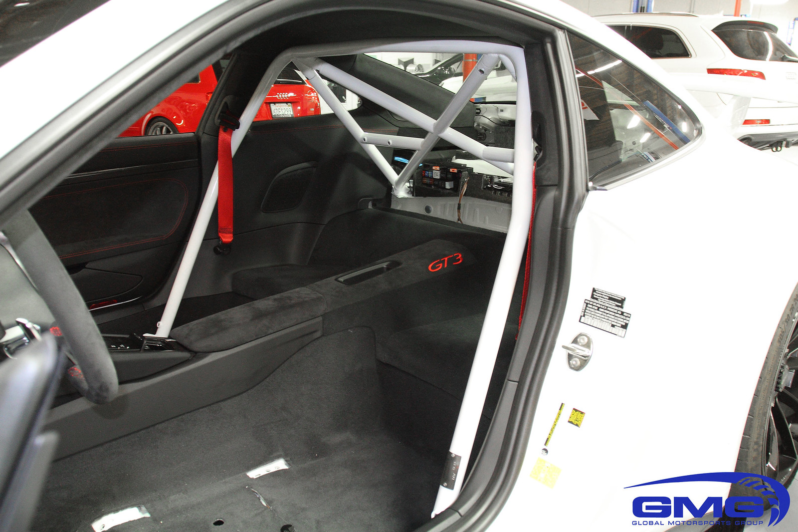 Gmg Racing Porsche 991 Gt3 Bolt In Roll Bar Now Available