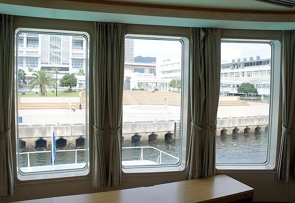 神戶港搭船神戶下午茶24