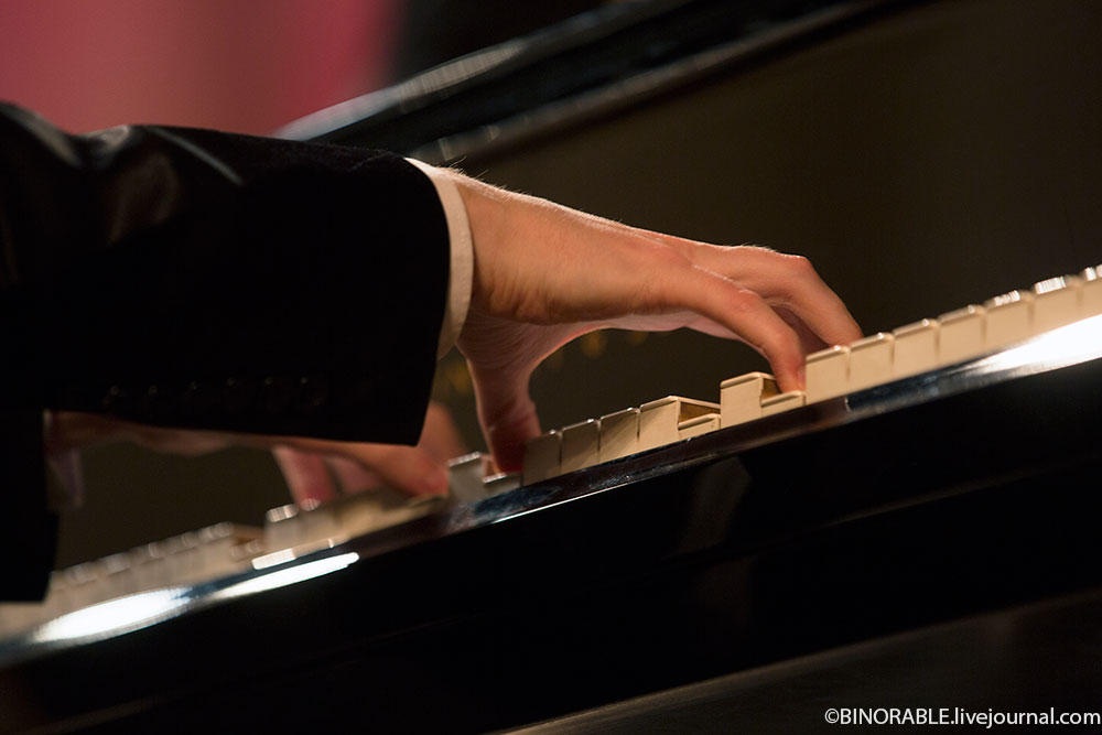 II All-Russia music competition in Moscow