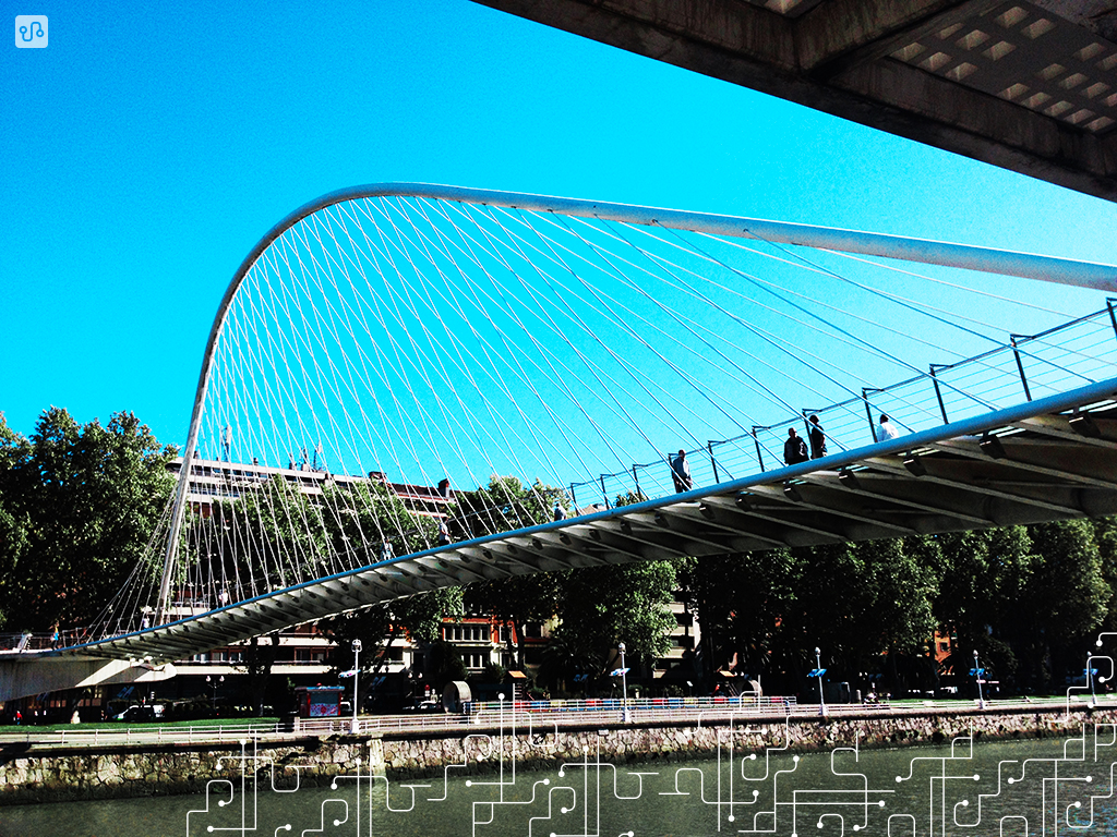 Ponte Zubizuri | Bilbao