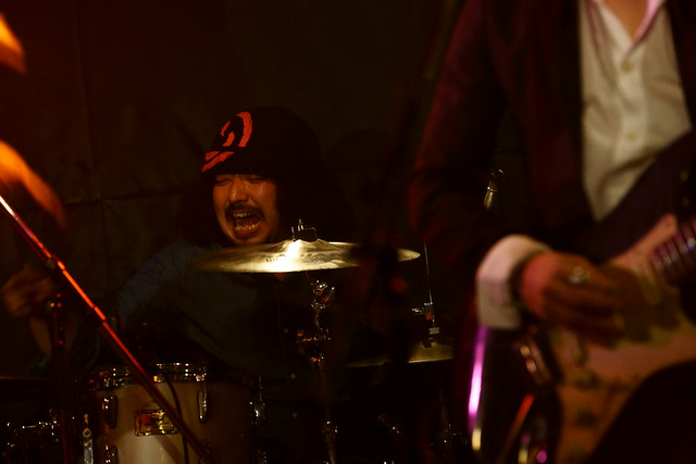 Juz live at Outbreak, Tokyo, 09 Dec 2014. 139