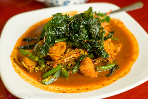 Pad Ped Pla Dook - Spicy Catfish