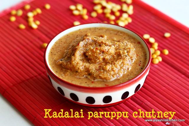 Kadalai-paruppu-chutney