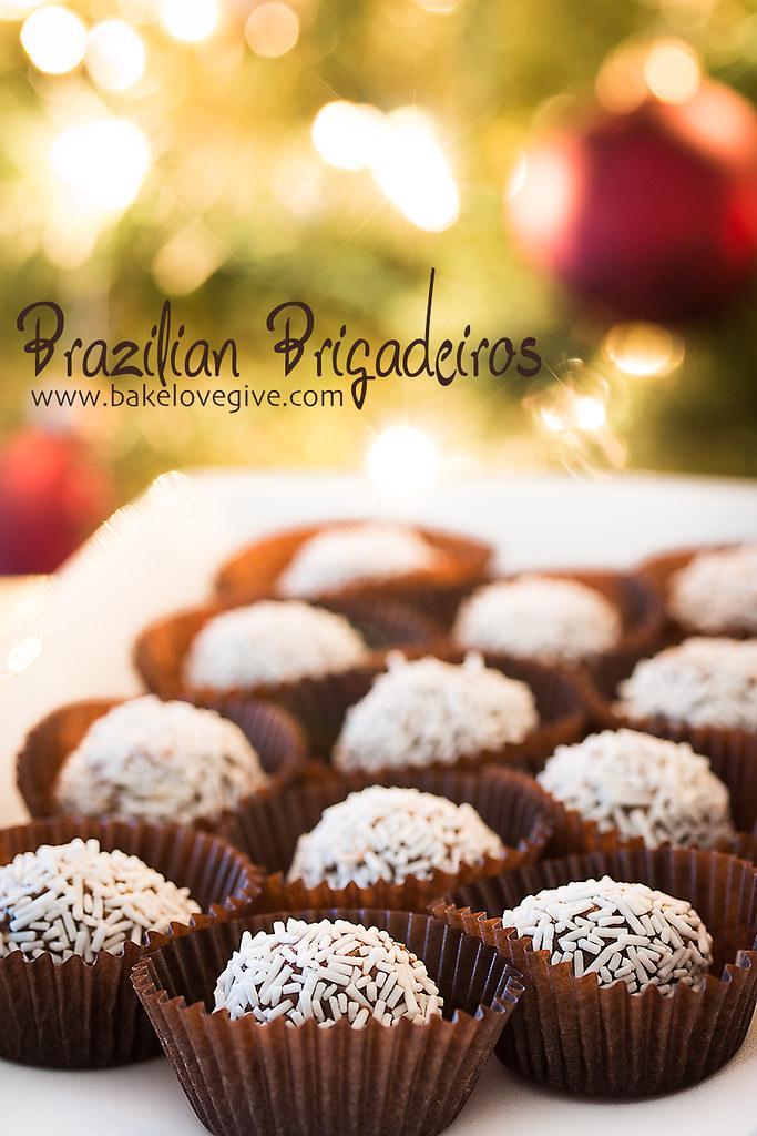 Brazilian Brigadeiros