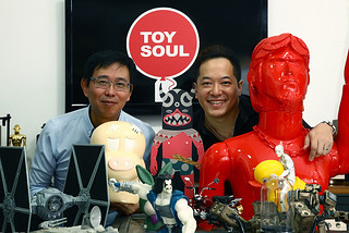 各位玩具人不能不知道~ 最強玩具展「TOY SOUL 2014」主辦單位專訪!