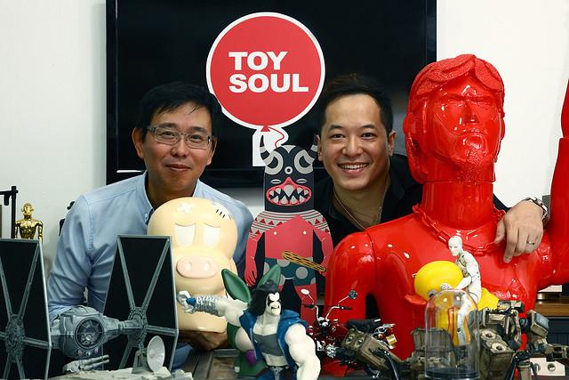 各位玩具人不能不知道~ 最強玩具展「TOY SOUL」主辦單位專訪!