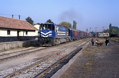 * Türkei  Dieselloks  # 2  New Scan
