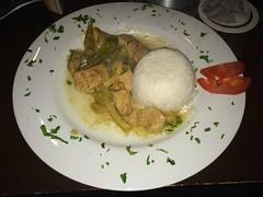 #813 Lemon chicken