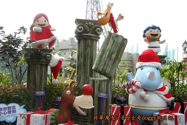 義大遊樂世界06吉祥物