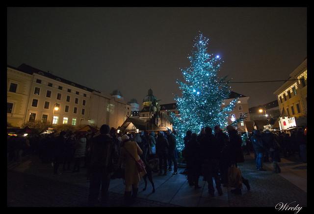 Mercado de Navidad medieval de Munich