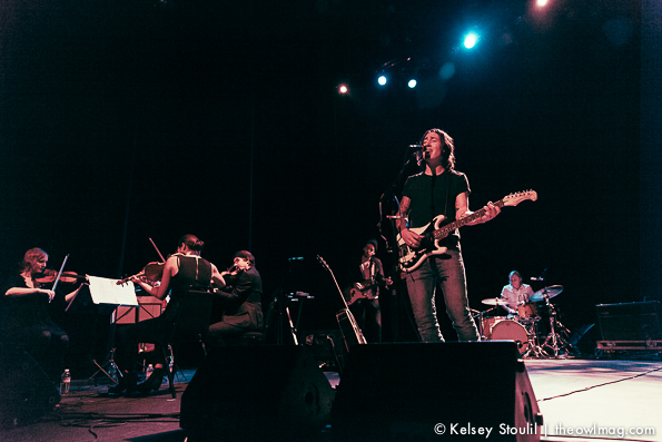 Noah Gundersen @ Moore Theatre, Seattle 11/28/14