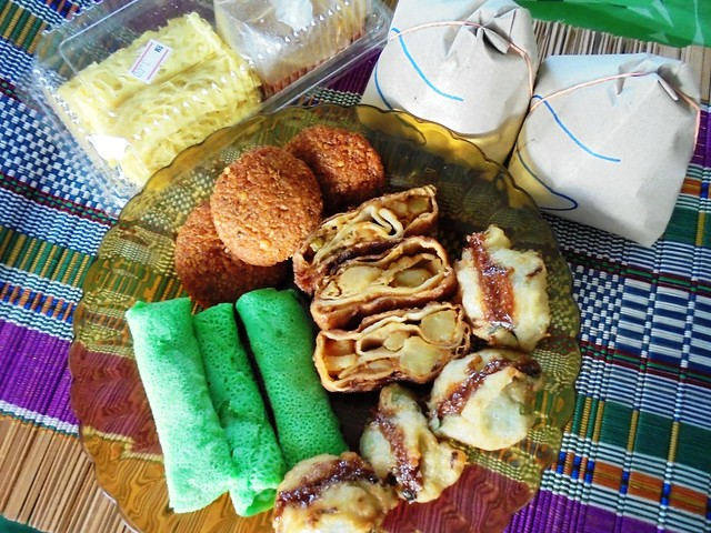 From Bandong kuih stall