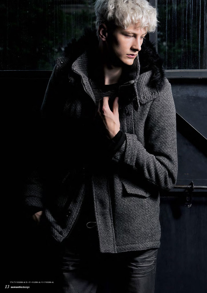 Benjamin Jarvis0127_semantic design 2014 winter Collection_Samuel Roberts
