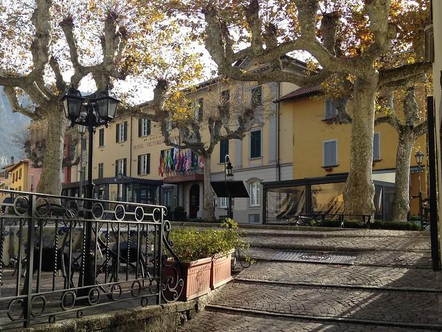 Central Square, Varenna, Italy