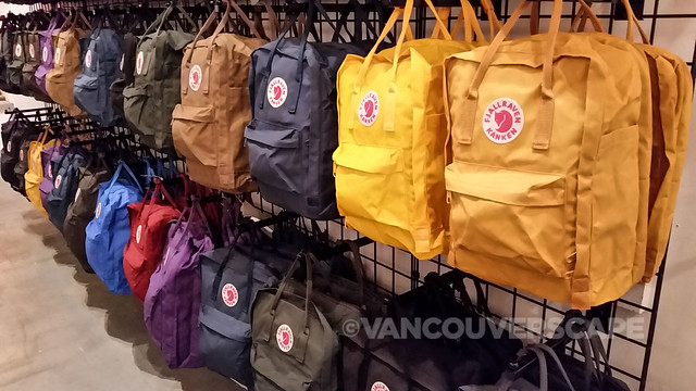 Fjallraven popup store Chinatown-3