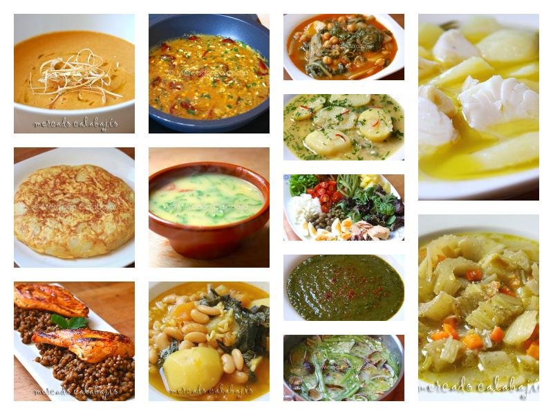 Collage dieta