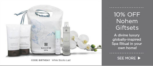 10% off nohem gift sets love lula