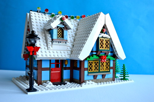 Winter cottage review