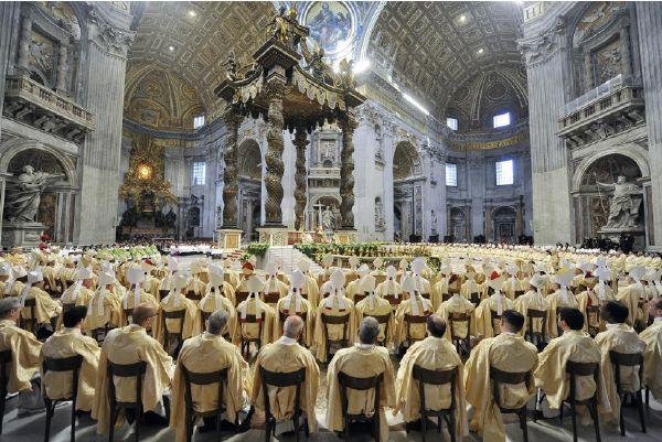 Thống Kê Giáo Hội Công Giáo Thế Giới Năm 2014