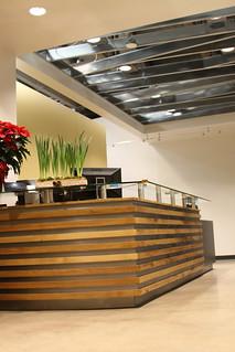 R&R Partners Reception Area