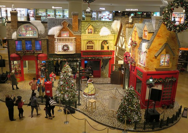 Christmas 2014 - Pacific Place - Hong Kong