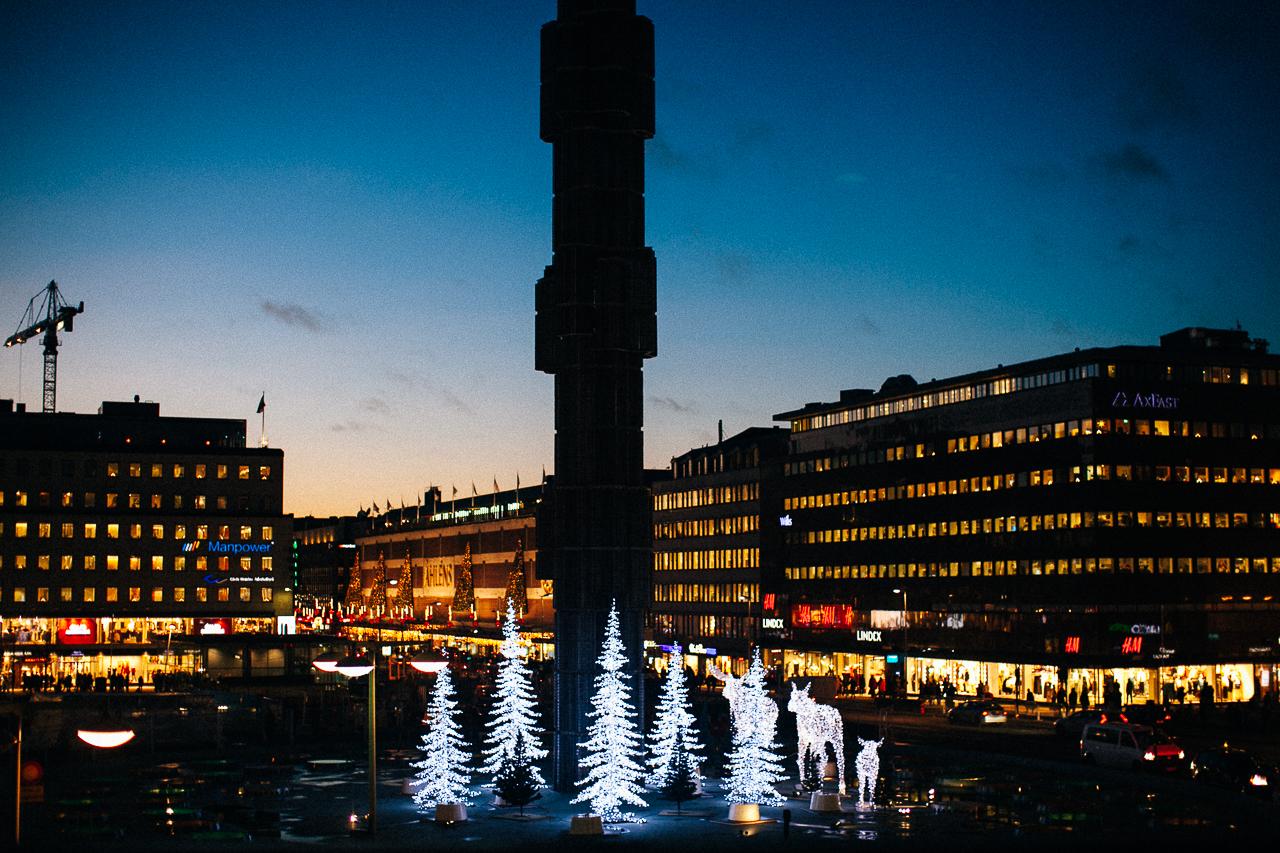 Sergels Torg, Stockholm Sweden
