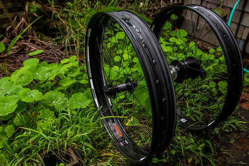 HED Carbon Rohloff XL Wheelset