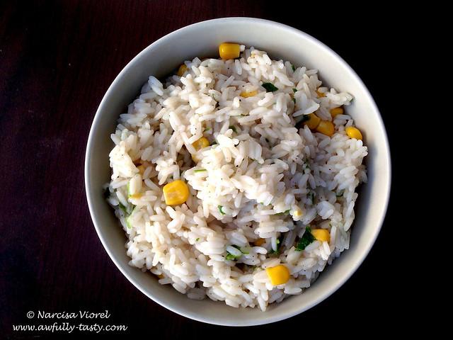 orez cu porumb
