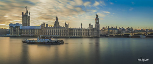 uk longexposure panorama london westminster thames river bigben led panoramica londres pan tamesis longexposuredaylight
