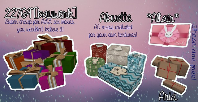 Need Giftboxes?