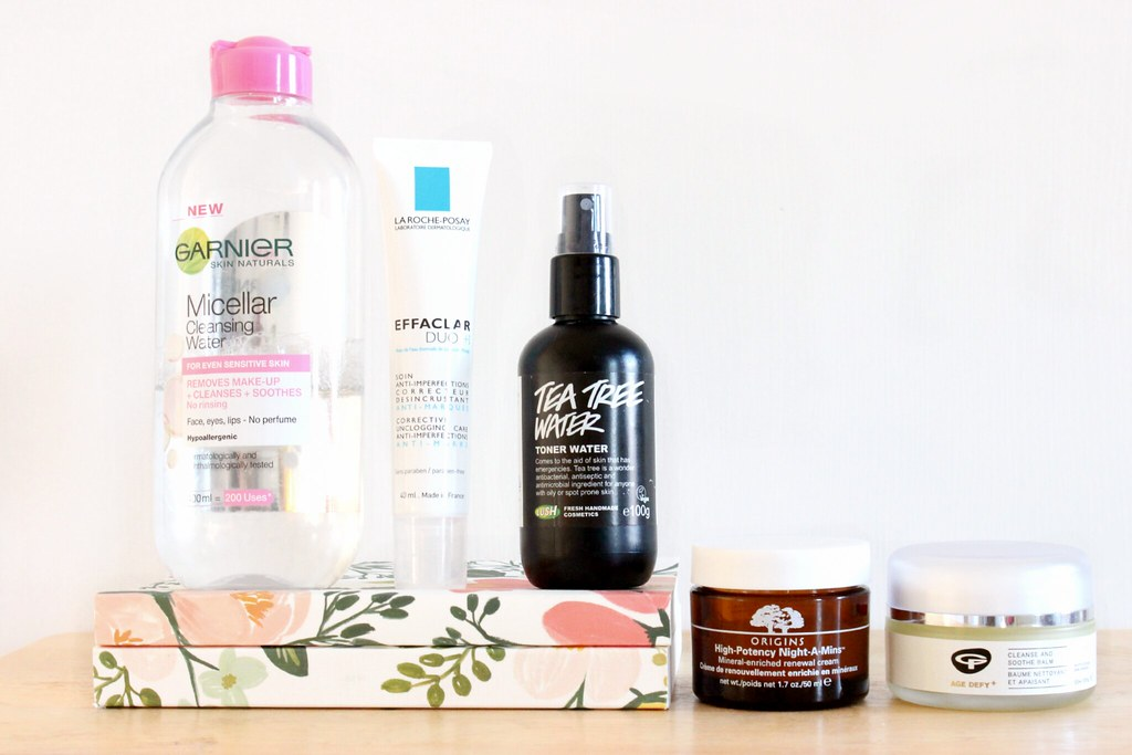 Skincare Favourites 2014