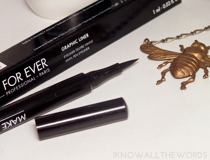 make up fpr ever graphic liner  (4)