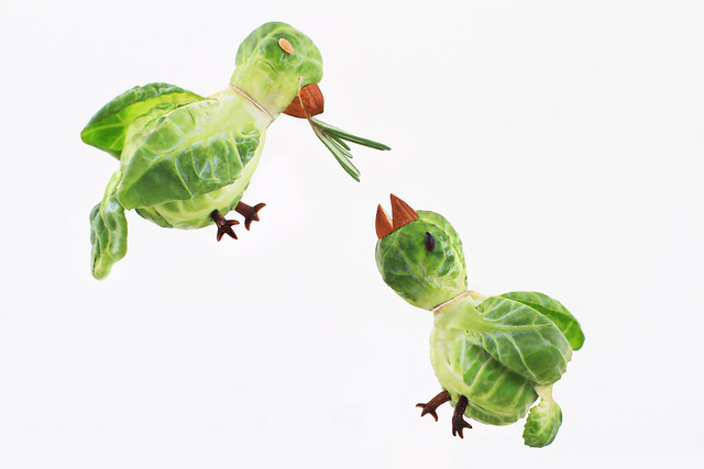 Brussel Sprouts Birdies