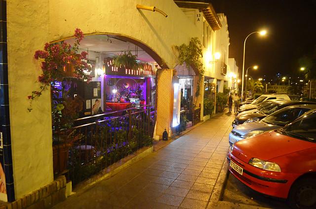 Restaurants San Telmo, Los Cristianos, Tenerife
