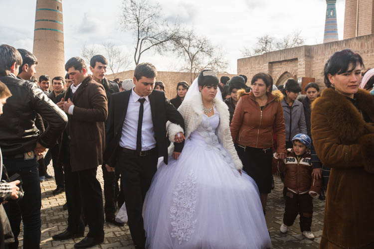 khiva wedding