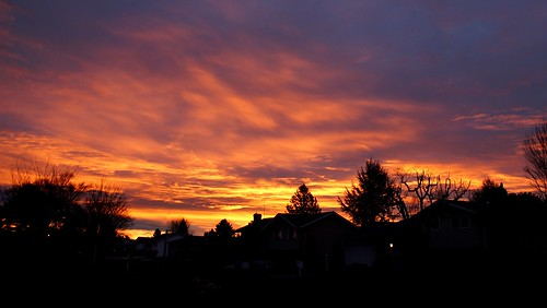 sunrise portland or pdx